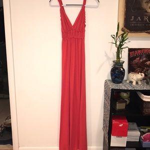 Cute Spring Maxi Dress
